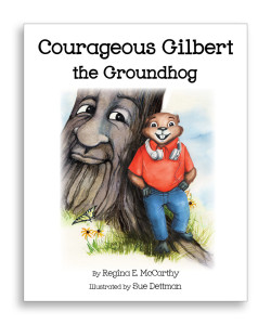 Courageous Gilbert Book