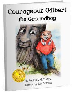 Courageous Gilbert Book
