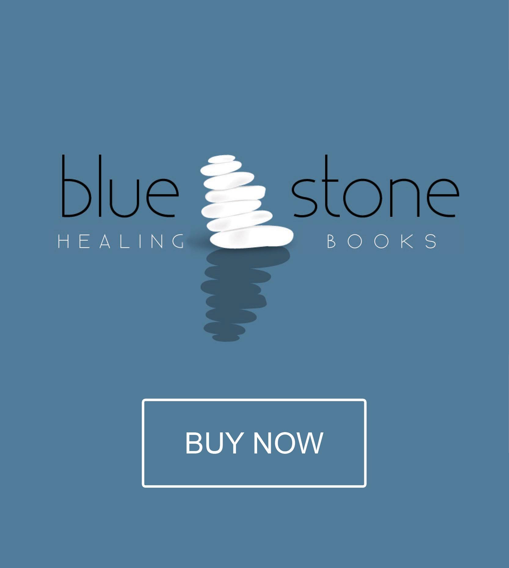 Blue Stone Healing Books Logo